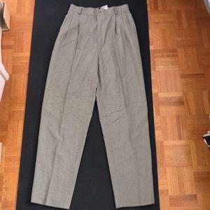 🌟Vintage🌟 high waisted dress pants size 25